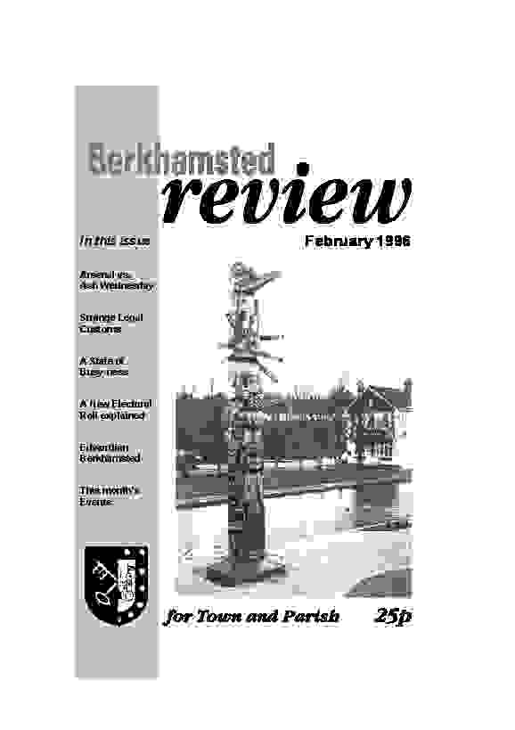 February 1996 cover