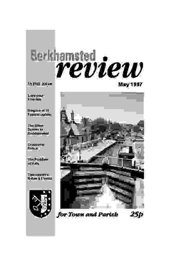 May 1997 cover