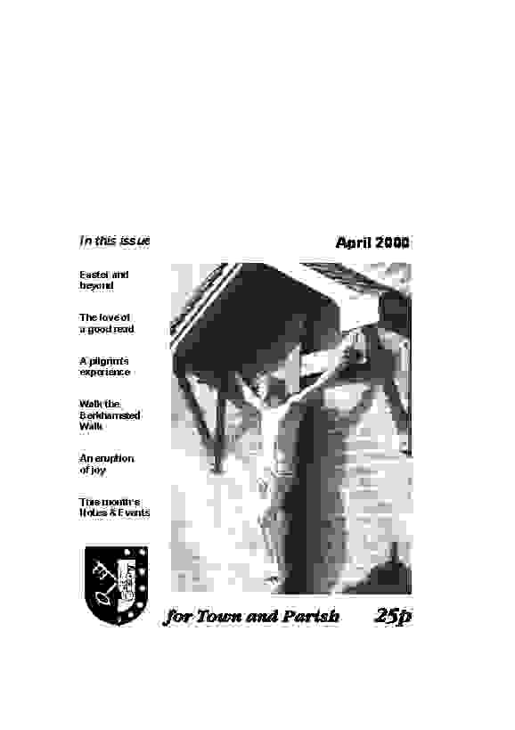 March 2000 cover