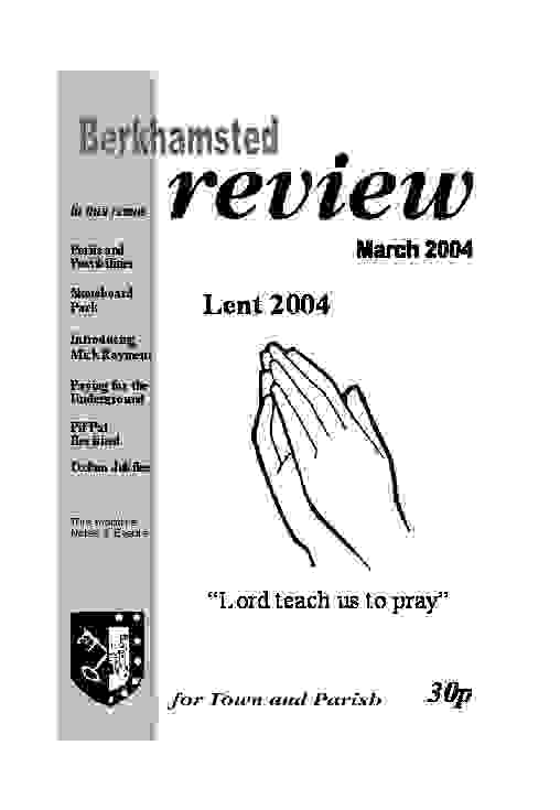 March 2004 cover