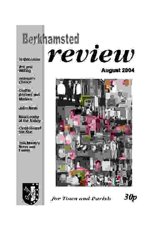 August 2004 cover