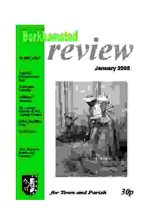 January 2005 cover