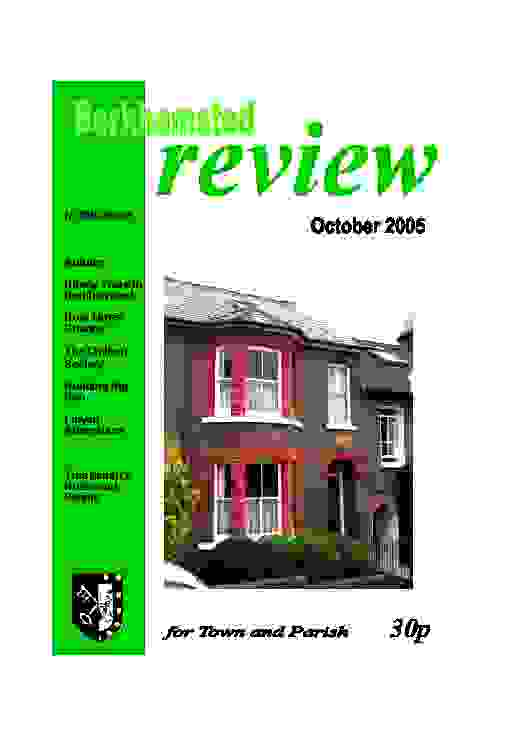 October 2005 cover