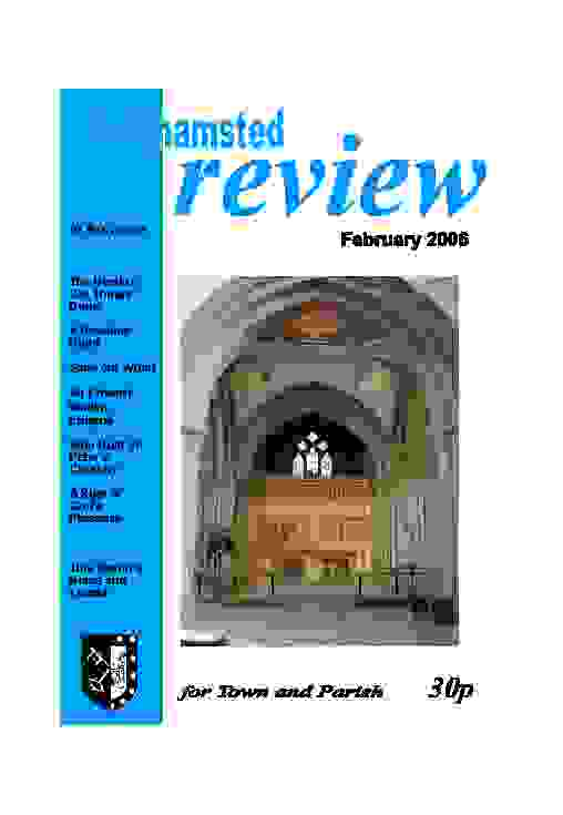 February 2006 cover