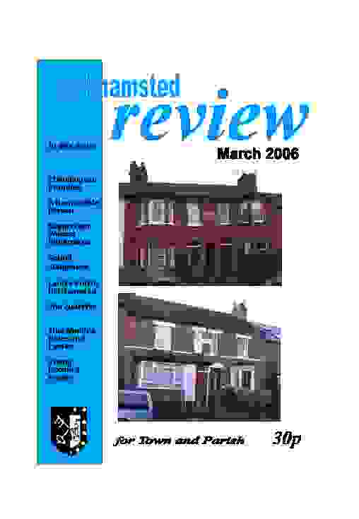 March 2006 cover