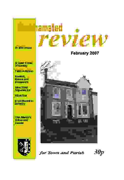 February 2007 cover