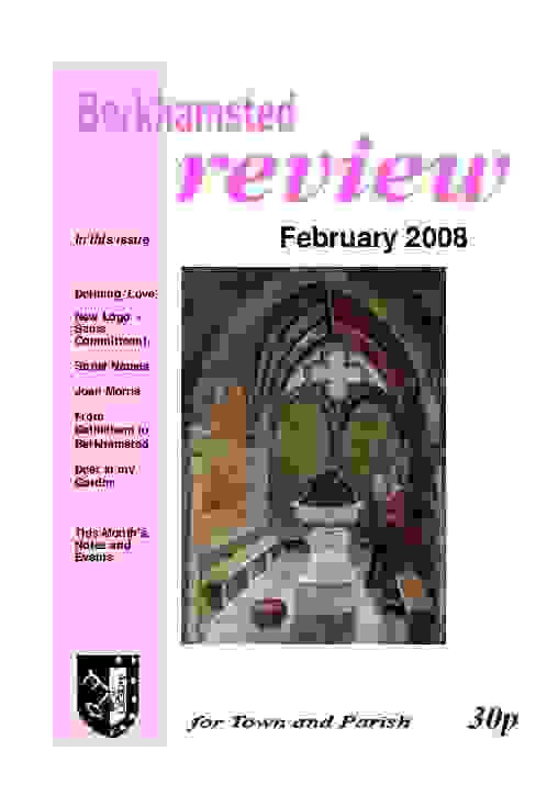 February 2008 cover