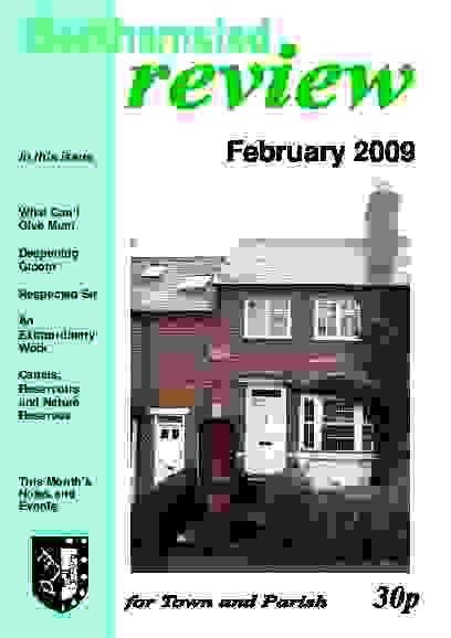 February 2009 cover