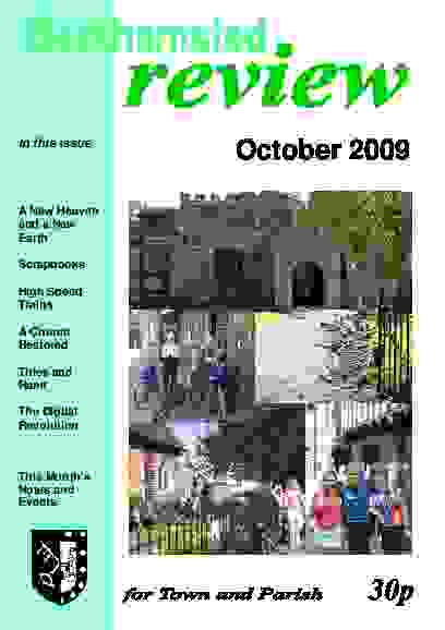 October 2009 cover