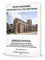 Monumental Inscriptions book cover