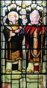 cooper-window - st Thomas beckett