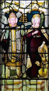 cooper window - St Clement and St Catherine